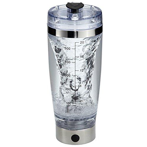 SHAKER Power Mixer - VERSANDKOSTENFREI - Zerkleinerer - Smoothie Maker - Blender - Universalmixer für Protein - Shakes, Cocktails, Kakao, Milch, Säfte, Smoothies.. usw