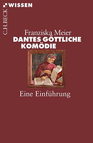 Buchseite und Rezensionen zu 'Dantes Göttliche Komödie: Eine Einführung' von Franziska Meier