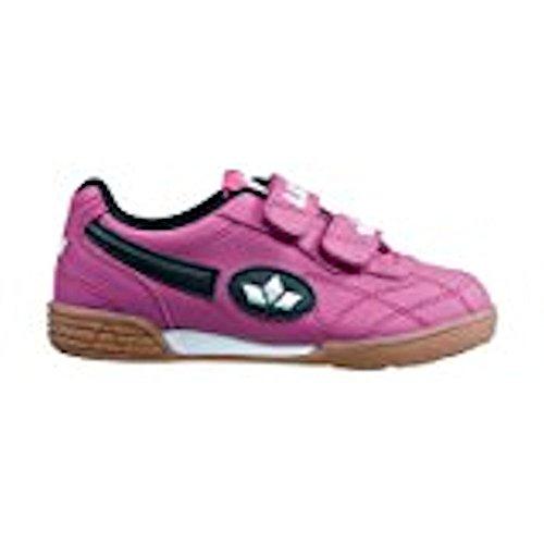 Lico Bernie V 360326, Scarpe sportive indoor bambina pink/swarz/weiss