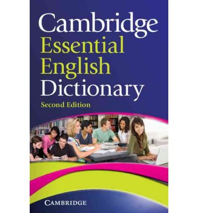 [(Cambridge Essential English Dictionary)] [ Edited by Colin McIntosh, Contributions by Sarah Hilliard, Contributions by Katherine M. Isaacs, Contributions by Diane Nicholls, Contributions by Marina Padakis ] [March, 2011]
