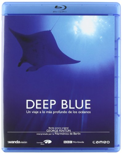 Deep Blue [Blu-ray] 41kUfHILQsL