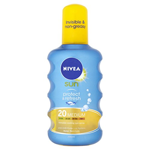Nivea Sun Spray Solare Invisible Protection Spray