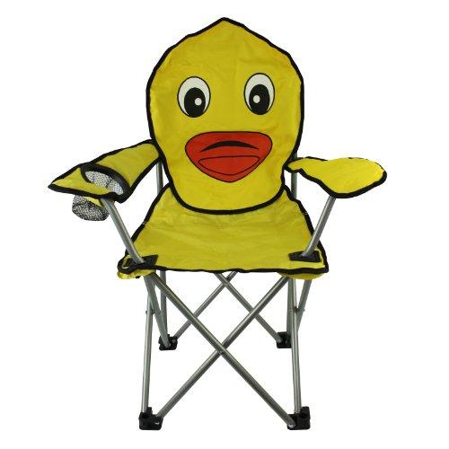 Urban GoCo Chaise Enfants Camping pliante Jardin des animaux Plage enfants Canard Seat portatif
