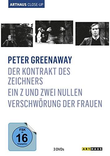 Bild von Peter Greenaway - Arthaus Close-Up [3 DVDs]