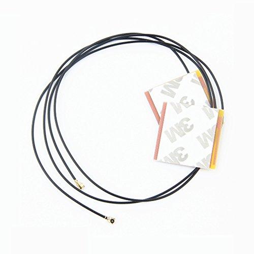 Laptop Internal Wireless Antenne WiFi für Intel 62303160AC 7260hmw Mini PCI-E u. FL Wireless LAN Adapter WiFi-Antenne -