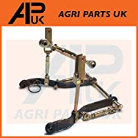 New Cat Category 1 Garden Compact Tractor 3 Point Linkage Kit Set Compatible with Kubota Iseki