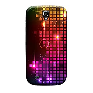 Ebby Premium Printed Back Case Cover With Full protection For Samsung Galaxy S4 (Designer Case)