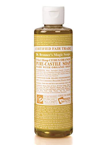 Dr. Bronner's - Savon de Marseilles liquide Bio au citrus 250 ml