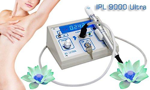 IPL 9000 E luz Remoción Flux Fotodepilación Sistema IPL depilación