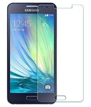 Samsung Galaxy J7 Prime Tempered Glass Screen Protector (Pack Of One)