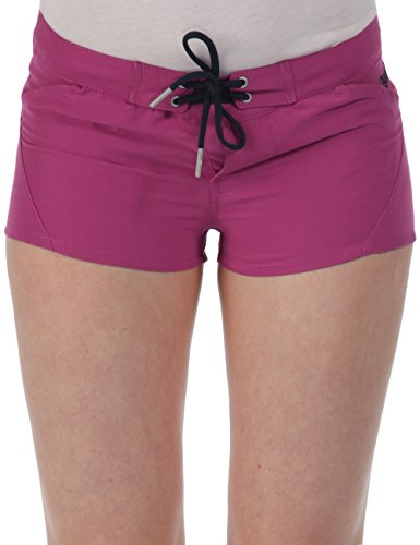 Bench Damen Badeshorts Boardshorts ARYANA rosa (Meadow Mauve) Large