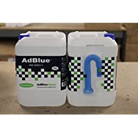 Greenchem Adblue 2 x 10L Cans With Spout (20L in total)