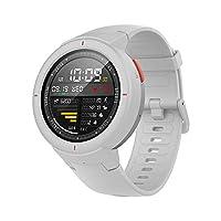 Amazfit Verge Bluetooth Nabız GPS Akıllı Saat, Beyaz
