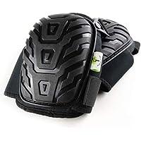 Rodilleras de trabajo ProfessionalTree – Calidad Premium – Protección profesional para trabajos en posición de rodillas - Acolchado de espuma de gel con cierre rápido