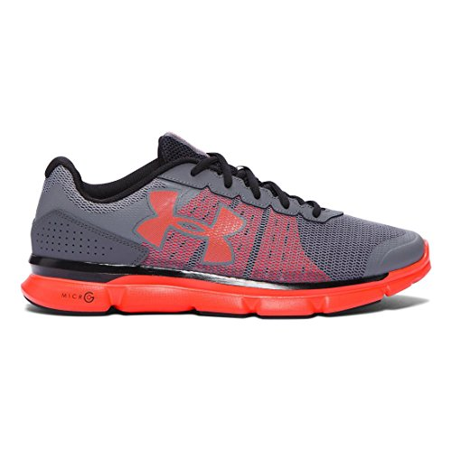 Under Armour Micro G Speed Swift, Chaussures de Running Entrainement Homme Grey