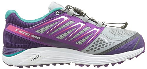 Salomon X-Wind Pro Women's Scarpe Da Corsa Blue