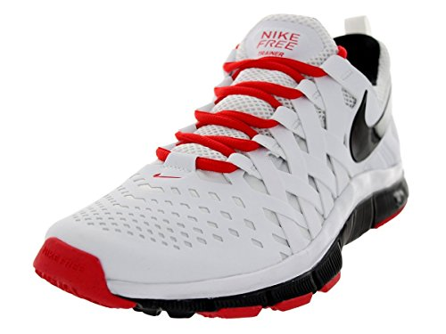 Nike  Free Trainer 5.0, Chaussures de sport homme Blanc