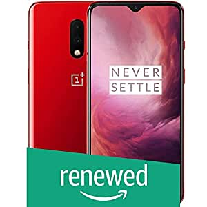 (Renewed) OnePlus 7 (Red, 8GB RAM, 256GB Storage)