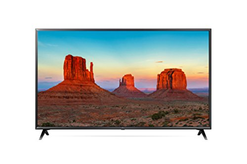 LG 50UK6300PLB - Smart TV de 50' LED UHD 4K (inteligencia artificial, HDR, WiFi)