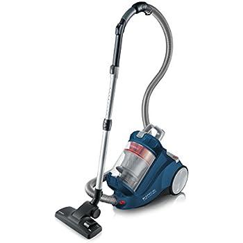 Severin MY 7118, Aspiradora multiciclónica de suelo sin bolsa, control de potencia variable,