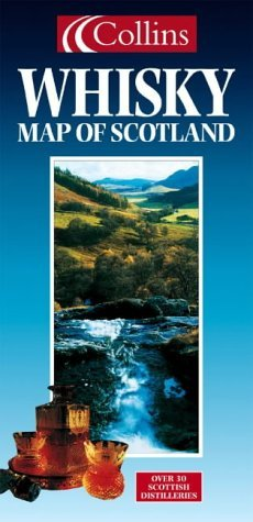 Whisky Map of Scotland (Collins British Isles and Ireland Maps) by Andrew Elder (1998-07-06)