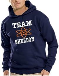 Team Sheldon Kapuzen Sweatshirt - Pullover S-XXXL div. Farben
