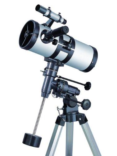 TELESCOPIO REFLECTOR 1000-114 EQ3 DE SEBEN STAR-SHERIFF INCL  BIG PACK
