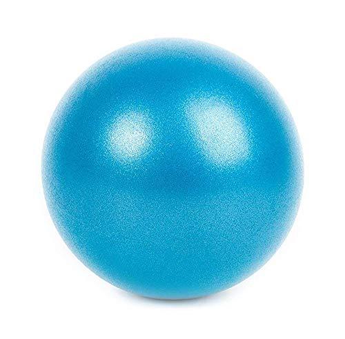 Haimoo Yoga Ball, Mini Kleiner Ball 25cm Gymnastikball Balance Ball Sicher Und Langlebig (Color : Blue, Size : 20cm) Rubbermaid Mini