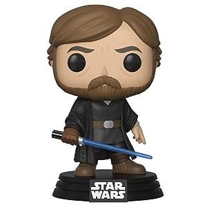 Pop! Star Wars 8 - Figura de Vinilo Luke Skywalker