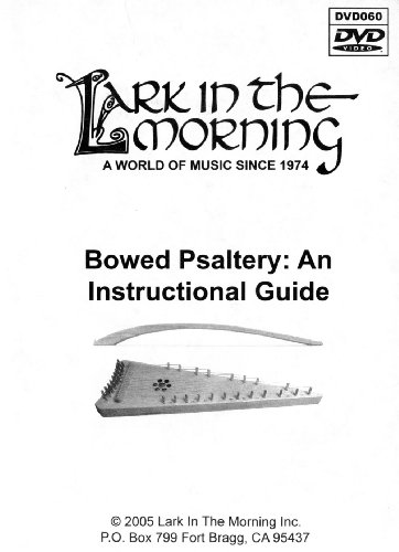 Bowed Psaltery: An Instructional Guide [DVD] [Region 1] [NTSC] [US Import]