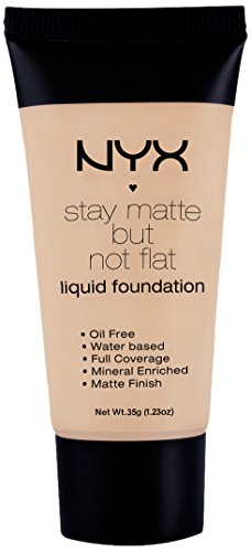 NYX Foundations NYX Stay Matte But Not Flat Liquid Foundation