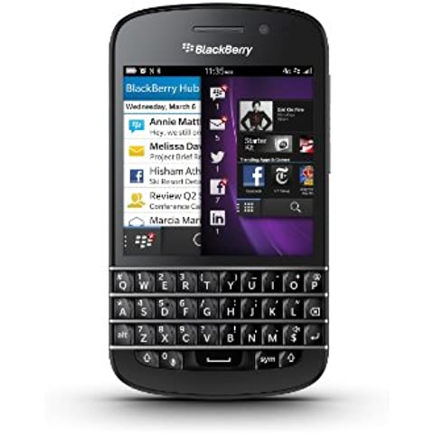 BlackBerry Q10 PRD-53409-001 - Móvil libre (pantalla de 3,1