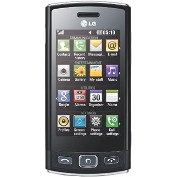 lg gm360 apps