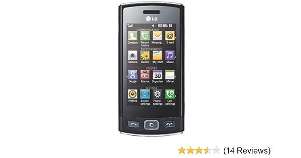lg viewty snap gm360 sim free amazon co uk electronics rh amazon co uk LG KU5900 LG Phones LG 400