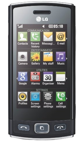 Smartphone: LG GM360 Viewty Smartphone