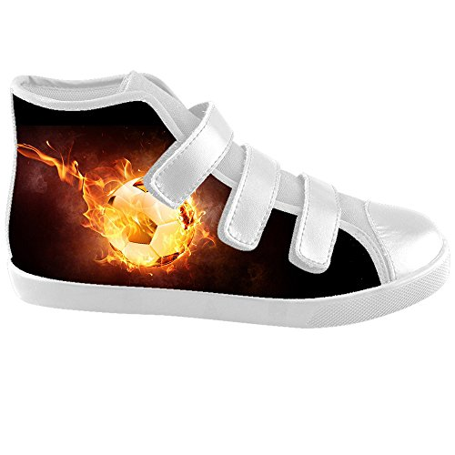 Custom Football Chaussures sports Kids Canvas Shoes Footwear Sneakers Shoes Chaussures A