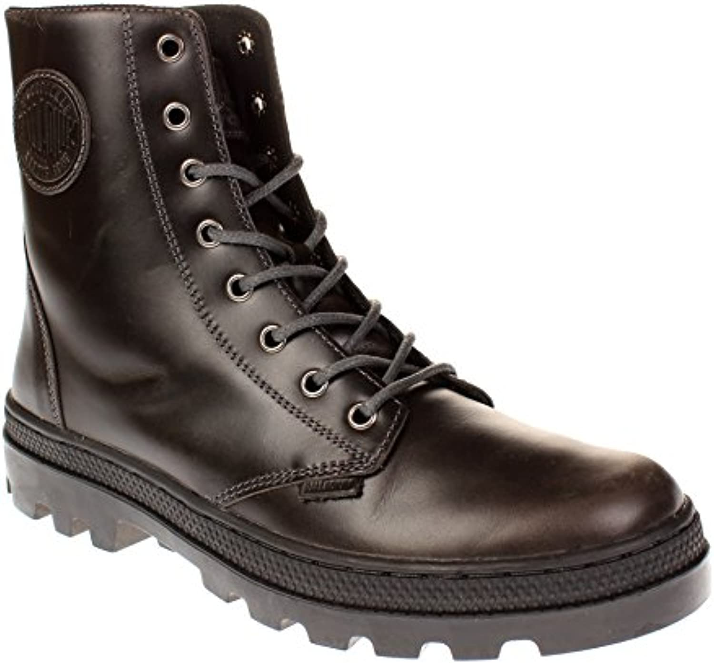 Palladium 74918 PLBOSS of Lea W - Damen Schuhe Boots Stiefel - j85