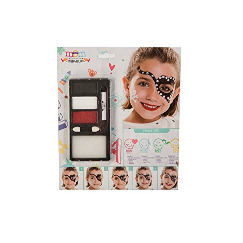 viving Kostüme viving costumes207074 Pirate Girl Kleid (24 x 20 cm, One Size)