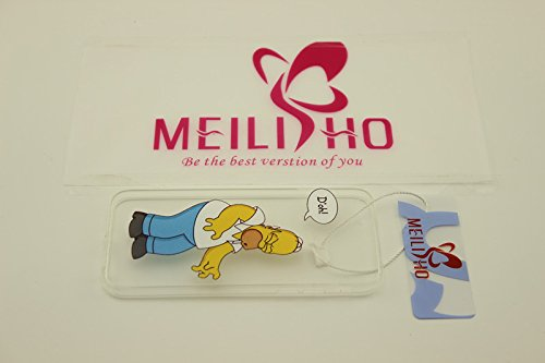 "Meilisho ® cartoon pour iphone 6 (4,7 "") en cuir à rabat de protection - Style 2"