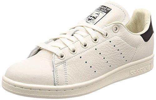 Adidas Stan Smith, Scarpe da Fitness Uomo, Bianco Blatiz/Negbás 000, 40 EU