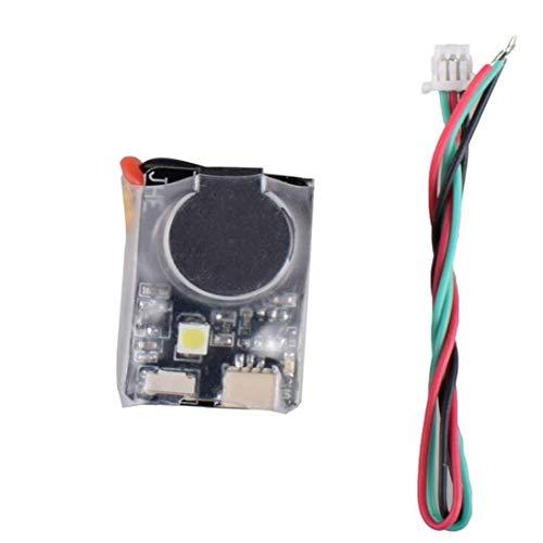 Togames-DE Finder JHE42B 5v Super lauter Summer Tracker 110dB mit LED-Summeralarm