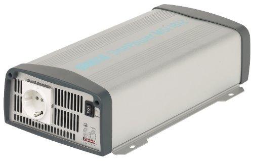 Dometic SinePower MSI 1812, Sinus-Wechselrichter, Auto Spannungswandler 12 V auf 230 V, Überspannungsschutz, 1800 W, mobile Steckdose