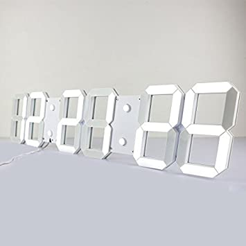 design wanduhr digital digital designer art skyline designer wanduhr modernes wanduhren design. Black Bedroom Furniture Sets. Home Design Ideas