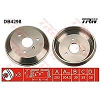 TRW Automotive AfterMarket DB4298 tambor de freno