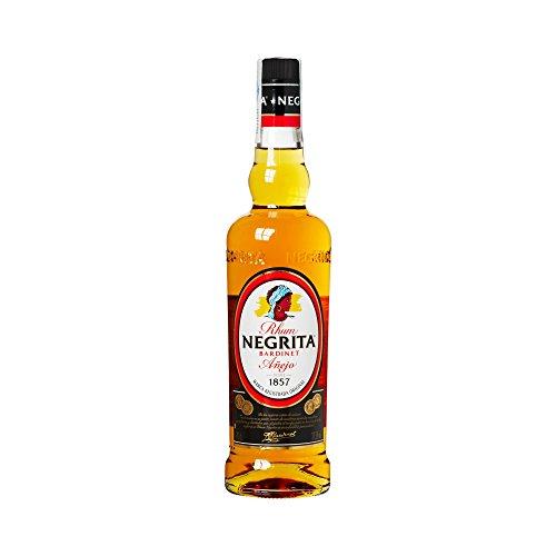 Negrita - Ron Añejo Elaborado Con Destilados Y Aguardientes Selectos