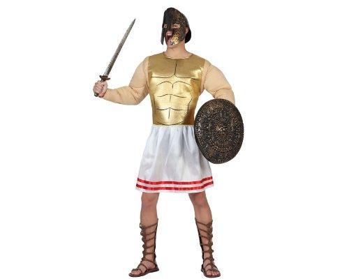 Atosa 22822 - Achilles Kostüm, Größe M-L, (De Guerriere Kostüm)