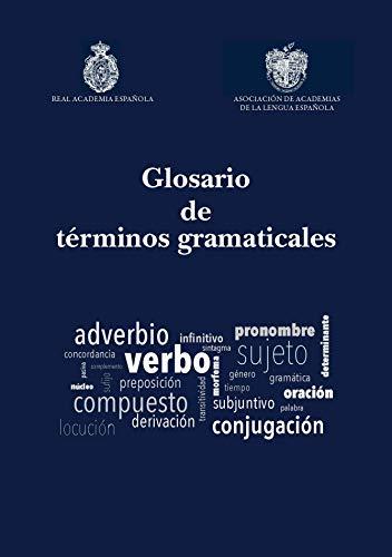GLOSARIO DE TÉRMINOS GRAMATICALES: 44 (Obras de Referencia)