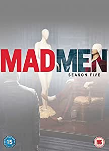 Mad Men - Season 5 [3 DVDs] [UK Import]