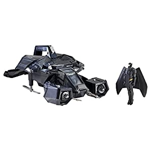 Batman - The Bat: Nave de Ataque (Mattel X2319) 6