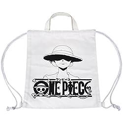 CoolChange Bolso de Deporte de Algodón de One Piece